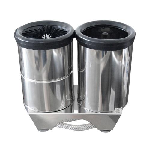 Umývačky pohárov, kartáče