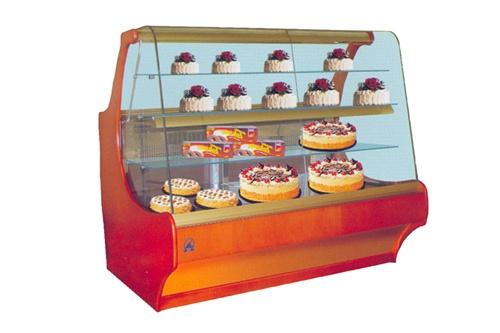 Chladiace vitríny cukrárenské a zmrzlinové