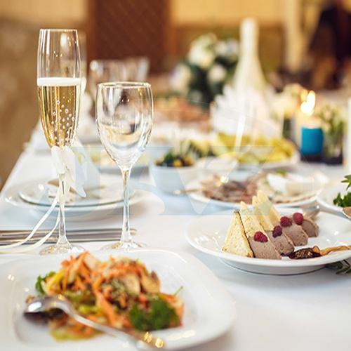 Reštaurácia, catering