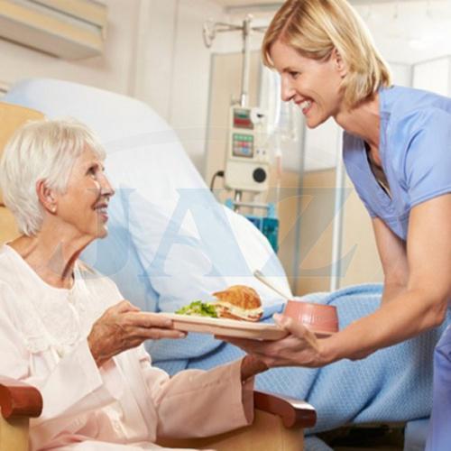 Domov dôchodcov, nemocnica