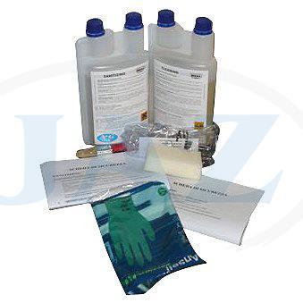 Chémia pre výrobníky ľadu