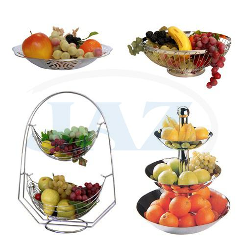 Stojany a košíky na ovocie