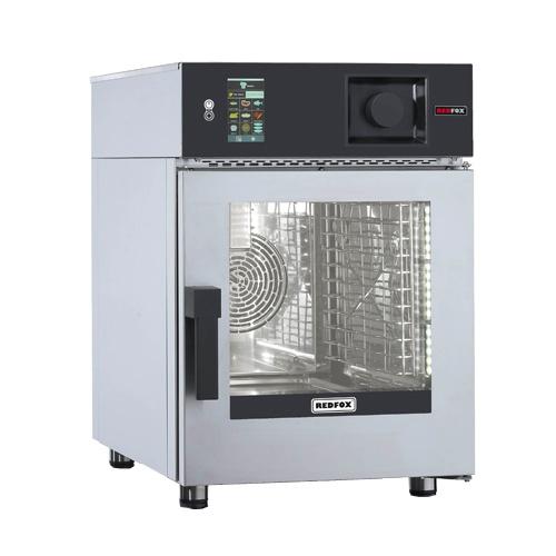 Konvektomat el. 6xGN2/3 nástrekový, programovateľný,-MSDBD-0623E, RM GASTRO