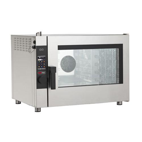 REDFOX Konvektomat elektrický EPD-0511EAM   5xGN1/1, nástrekový, programovateľný