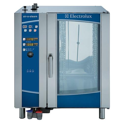 Electrolux Konvektomat AOS-101EBA2 elektrický 10xGN1/1, bojlerový