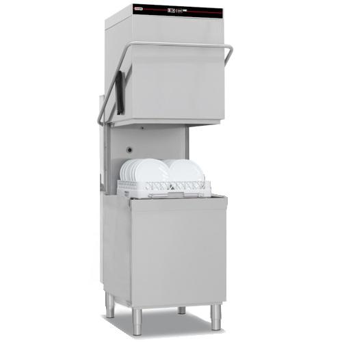 Umývačka skla a riadu priebežná elektronická-QQI-102