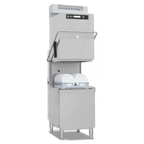 Umývačka riadu priebežná elektronická s rekuperáciou, atmosf. bojler-TT-112REC-ABT