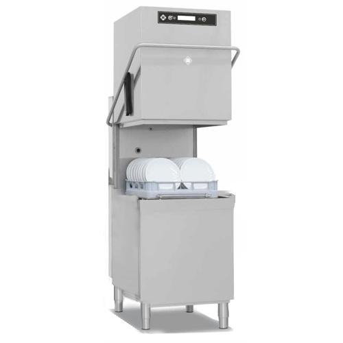 Umývačka riadu priebežná elektronická , atmosf. bojler-TT-162-ABT