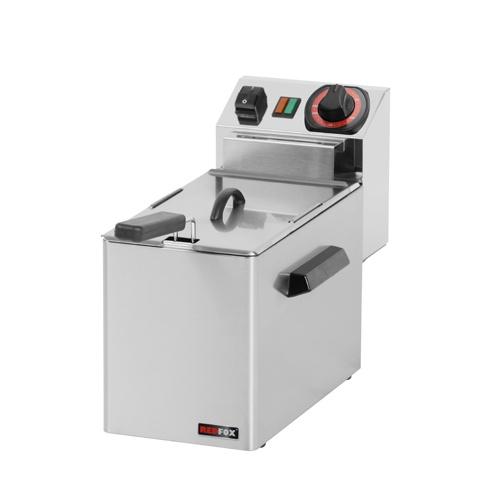 Fritéza elektrická 5 l, 230V, FE-04S