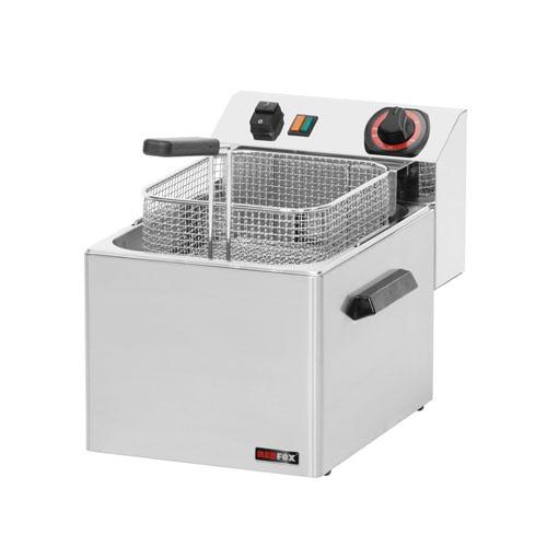 Fritéza elektrická 8 l, 400V, FE-07T