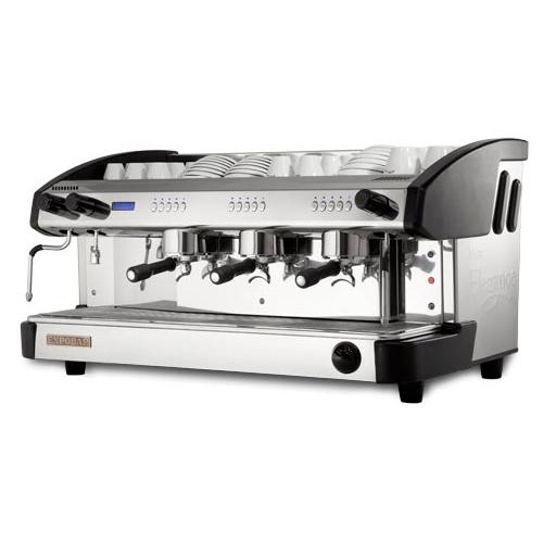 Kávovar 3 páky, 300káv/h-EC-3P/B/D