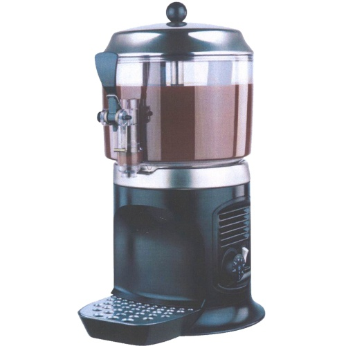 Výrobník čokolády 5 l čierny-GV-5/čierny
