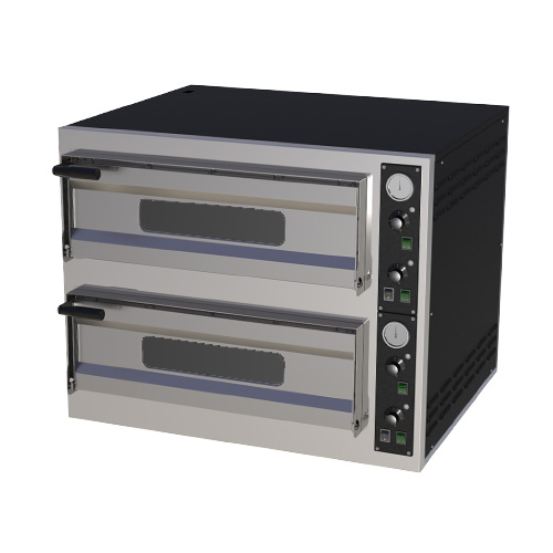 Pizza pec 2x4-B-8T