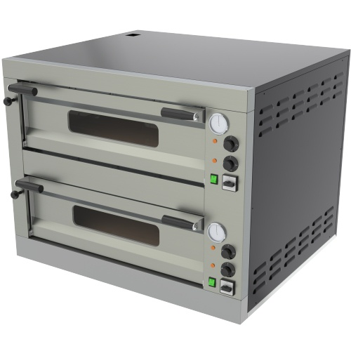 Pizza pec 2x6-E-12L