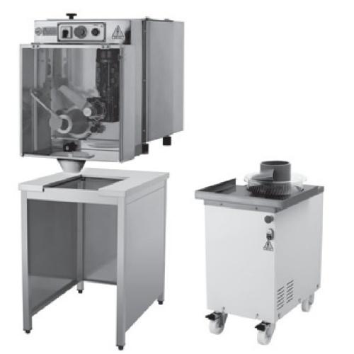 Porcovačka a vyvalovačka pizza cesta-SA-300/SPSA/AR-300