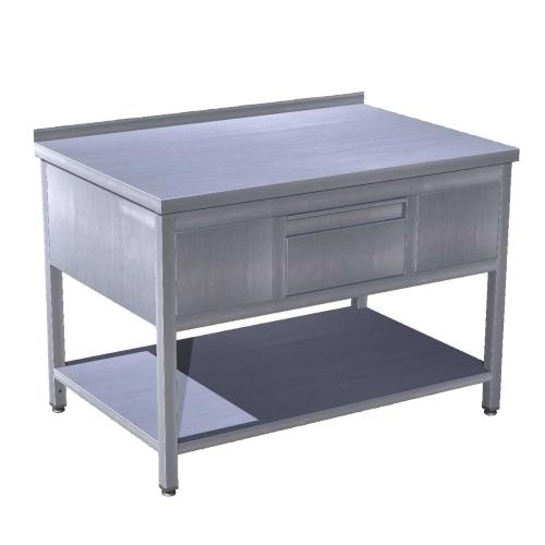 Stôl pracovný so zásuvkou, PSZS-1