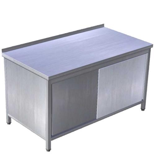 Stôl pracovný s posuvnými dverami, PSŠ-2