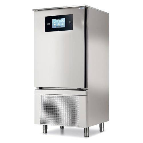Multif. šoker / nízkoteplotná rúra, 10xGN1/1, INFINITY-1011