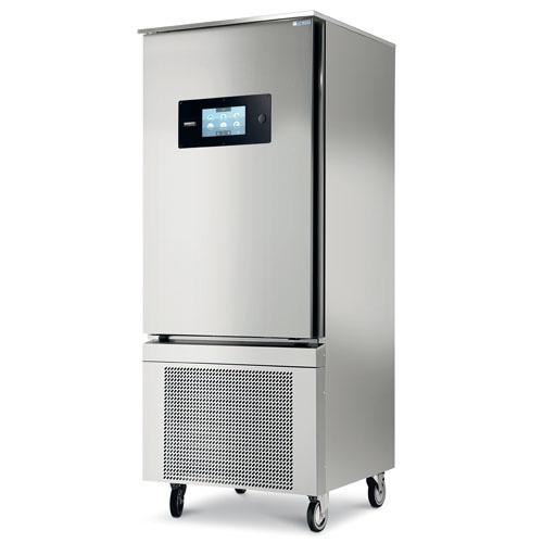 Multif. šoker / nízkoteplotná rúra, 15xGN1/1, INFINITY-1511