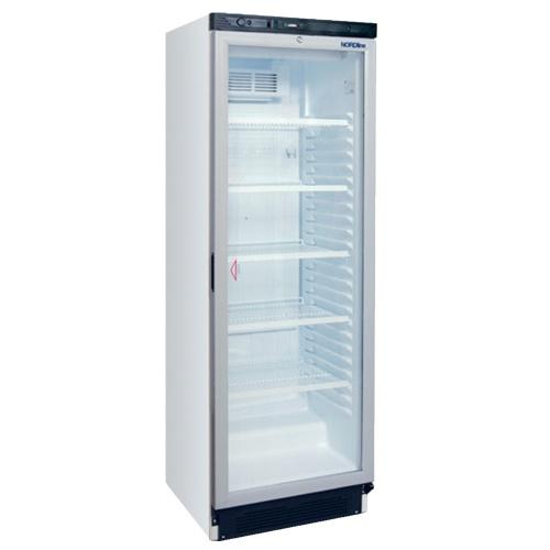 Chladnička biela presklená ventilovaná 372 l
