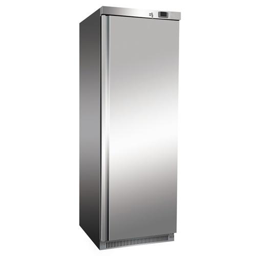 Chladnička nerezová ventilovaná 350 l, DR-400S