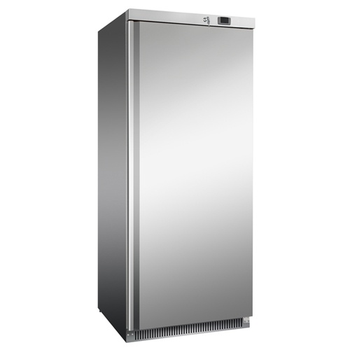 Chladnička nerezová ventilovaná 570 l, DR-600S