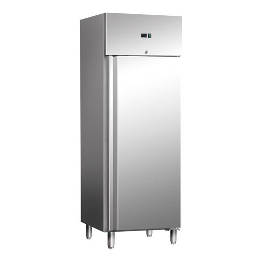 Chladnička nerezová ventilovaná, 670 l, MN-700