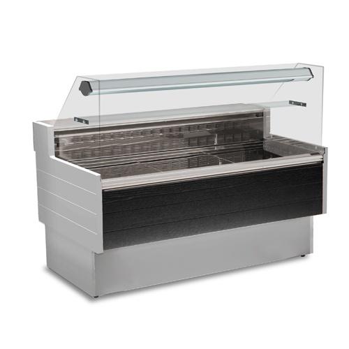 Vitrína chladiaca 120 l-KIBUK-100VD