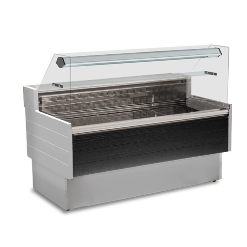Vitrína chladiaca 249 l-KIBUK-150VD