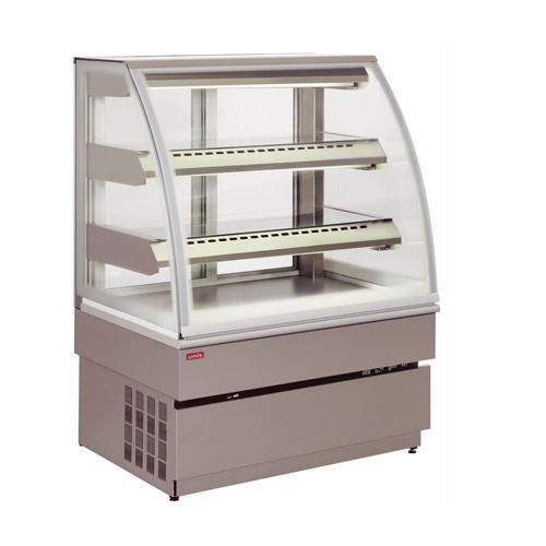 Vitrína chladiaca 520 l-Georgia III-1000/cukr. STATIC
