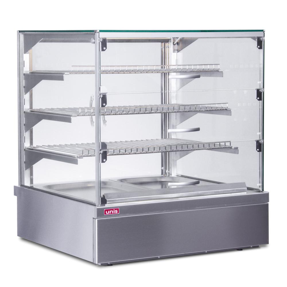 Vitrína chladiaca samoobslužná 2xGN1/1-THAYA COLD 2xGN SS/H