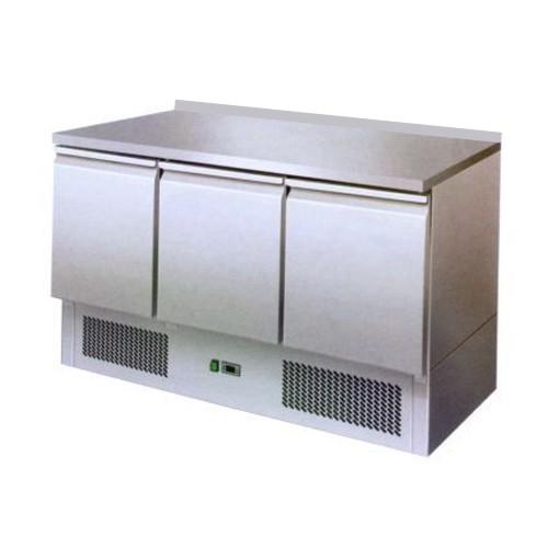 Stôl chladiaci, 3 x dvere