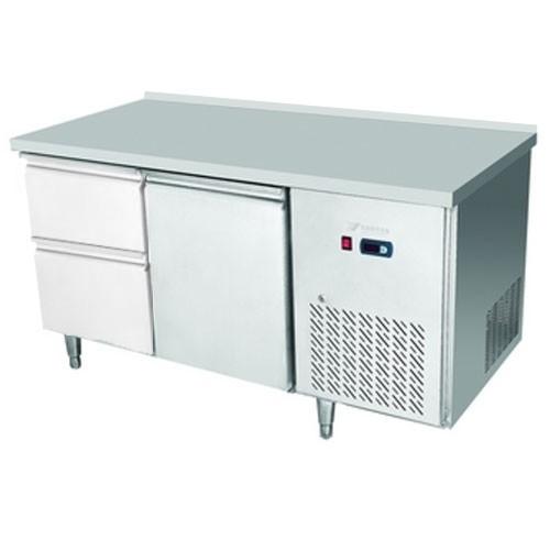 Stôl chladiaci, 1 x dvere, 2 x zásuvka