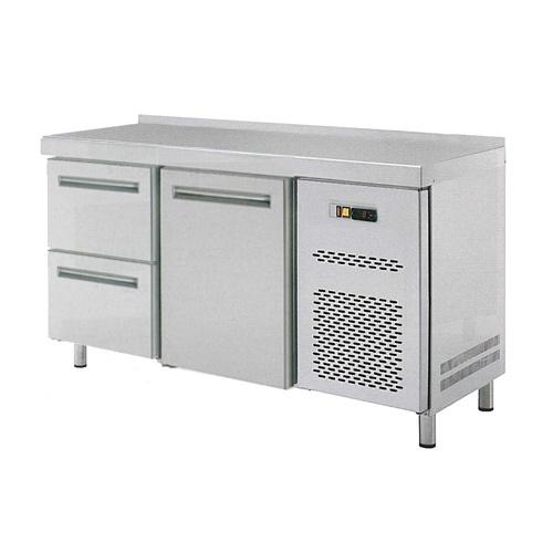 Stôl chladiaci, 1 x dvere, 2 x zásuvka-RT-2D-1D2Z
