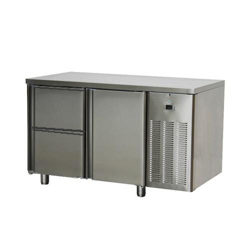 Stôl chladiaci, 1 x dvere, 2 x zásuvka-SCH-2D-1D2Z
