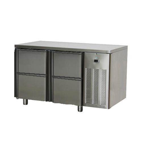 Stôl chladiaci, 4 x zásuvka-SCH-2D-4Z