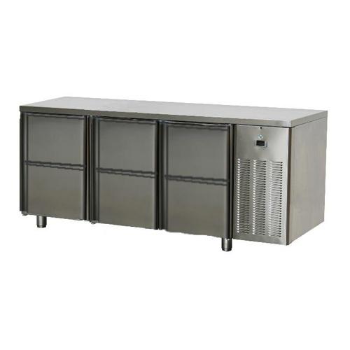 Stôl chladiaci, 6 x zásuvka-SCH-3D-6Z