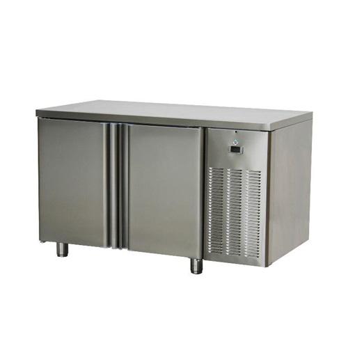 Stôl mraziaci, 2 x dvere