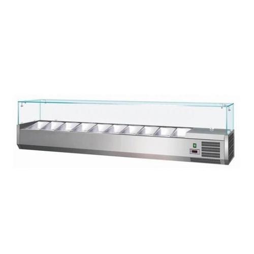 Vitrína chladiaca 10xGN1/4-VCH-4200