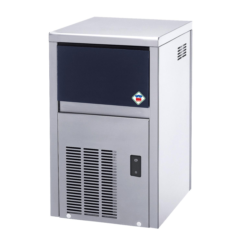 Výrobník kockového ľadu vodou chladený, 21kg/deň-IMC-2104W
