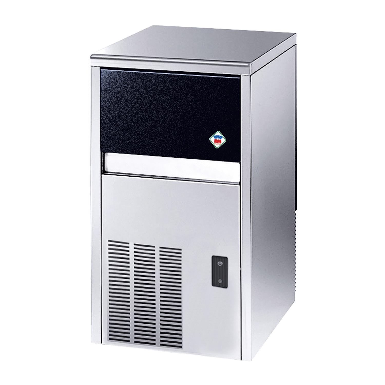 Výrobník kockového ľadu vodou chladený, 29kg/deň-IMC-2809W