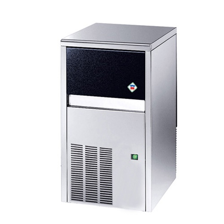 Výrobník ľadu s odp. čerpadlom, 29kg/deň, IMC-2809ADP