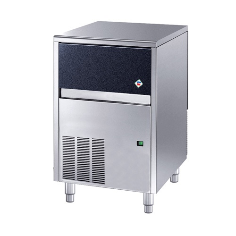 Výrobník kockového ľadu vodou chladený, 38kg/deň, IMC-3316W