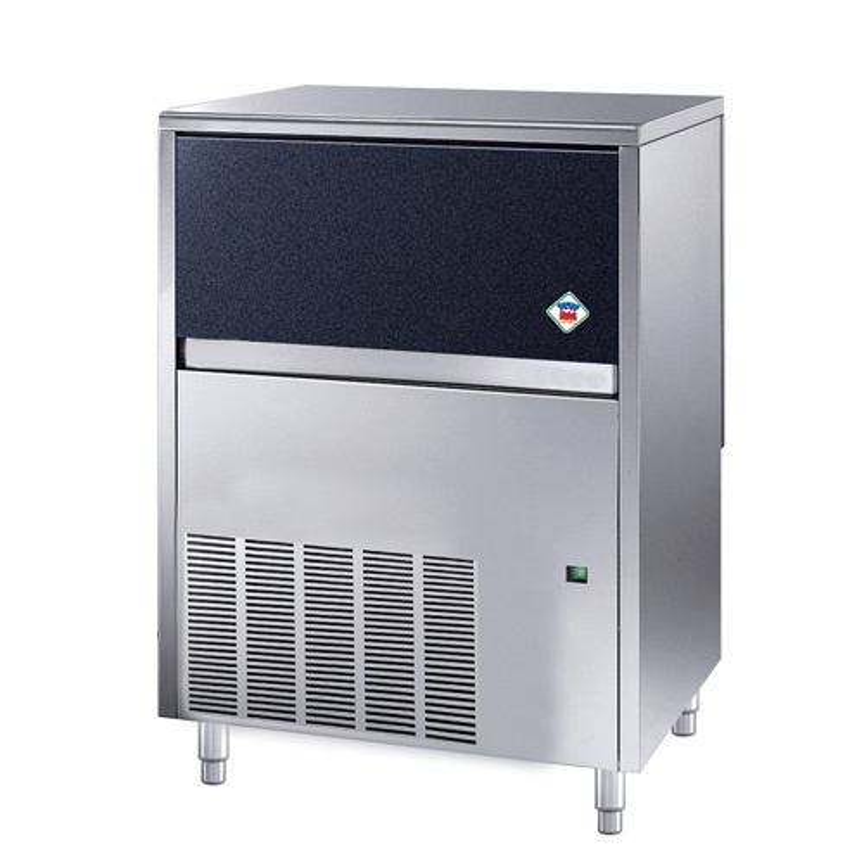 Výrobník kockového ľadu vzduchom chladený, 80kg/deň