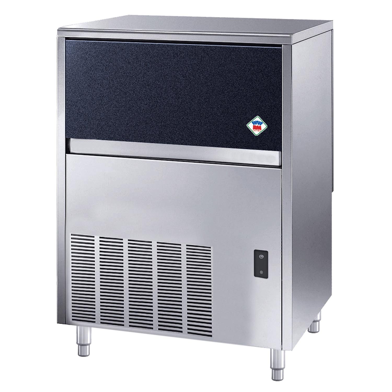 Výrobník kockového ľadu vzduchom chladený, 134kg/deň