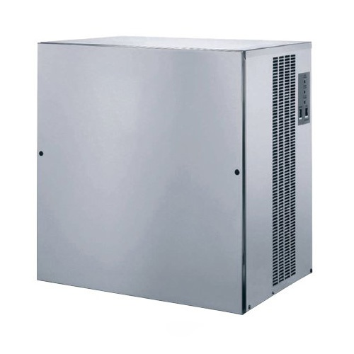 Výrobník kockového ľadu vodou chladený, 400kg/deň