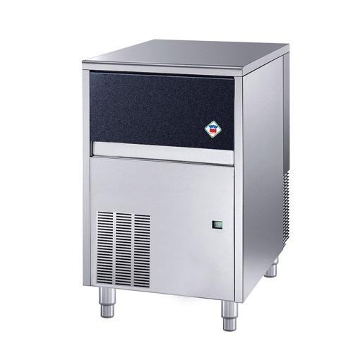 Výrobník ľadovej drte vodou chladený, 113kg/deň