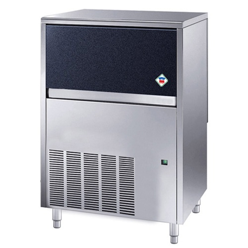 Výrobník ľadovej drte vodou chladený, 153kg/deň