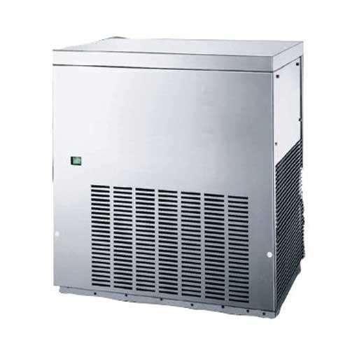 Výrobník ľadovej drte vodou chladený, 400kg/deň