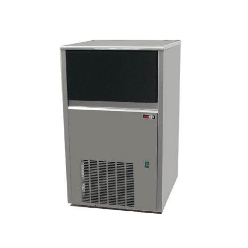 Výrobník kockového ľadu vodou chladený, 35kg/deň-SS-35W